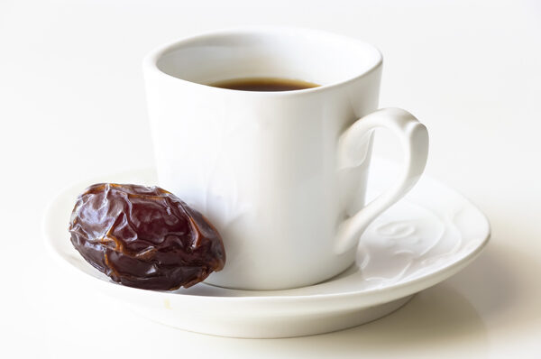 healthy snacks to pair with coffee